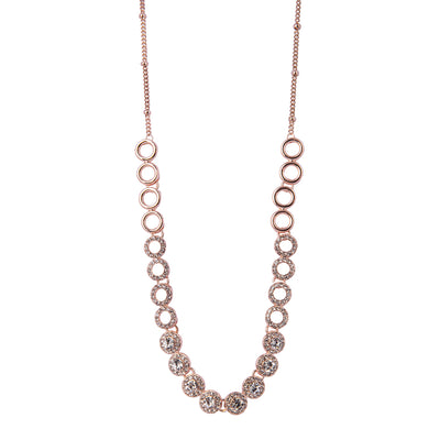 Gabriela Rose Gold Necklace