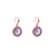 Lavender Delite Earrings