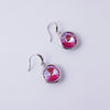 Lotus Pink Delite Earrings