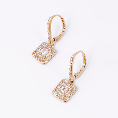 Isabella Gold Earrings