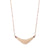 Marina Ivory Necklace