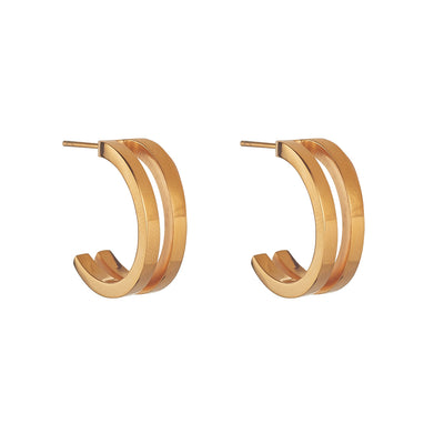 Danielle Gold Earrings
