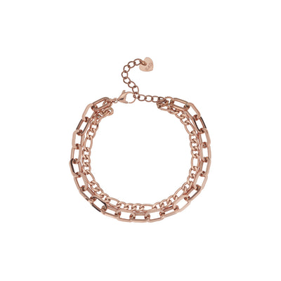 Laina Rose Gold Bracelet