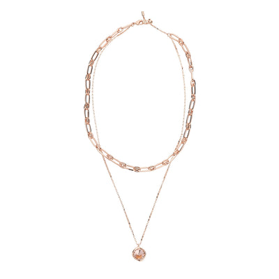 Olivia Rose Gold Necklace