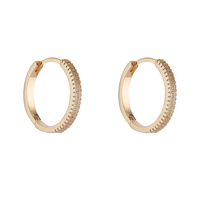 Savannah Gold Earrings