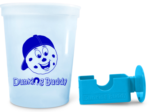 Dunking Buddy - Magnetic Cookie Dunker