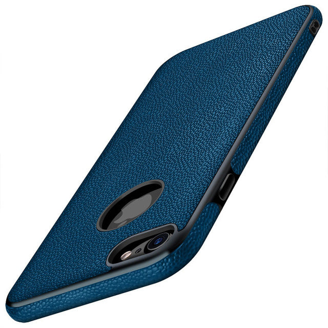 Stingray Leather iPhone Case