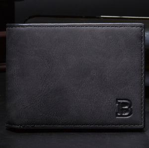 Soft Leather Wallet