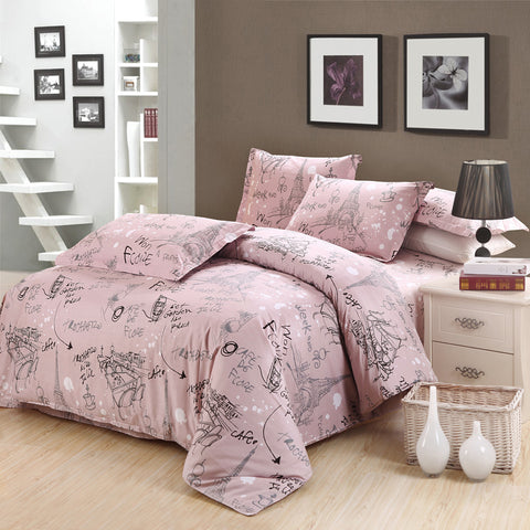 100% Egyptian Cotton Bed Set 300 Thread Count
