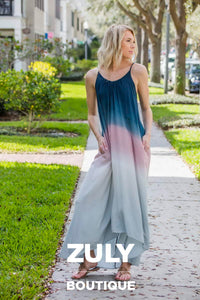 Mustard Seed Maxi Dress - Zuly Boutique Orlando Florida