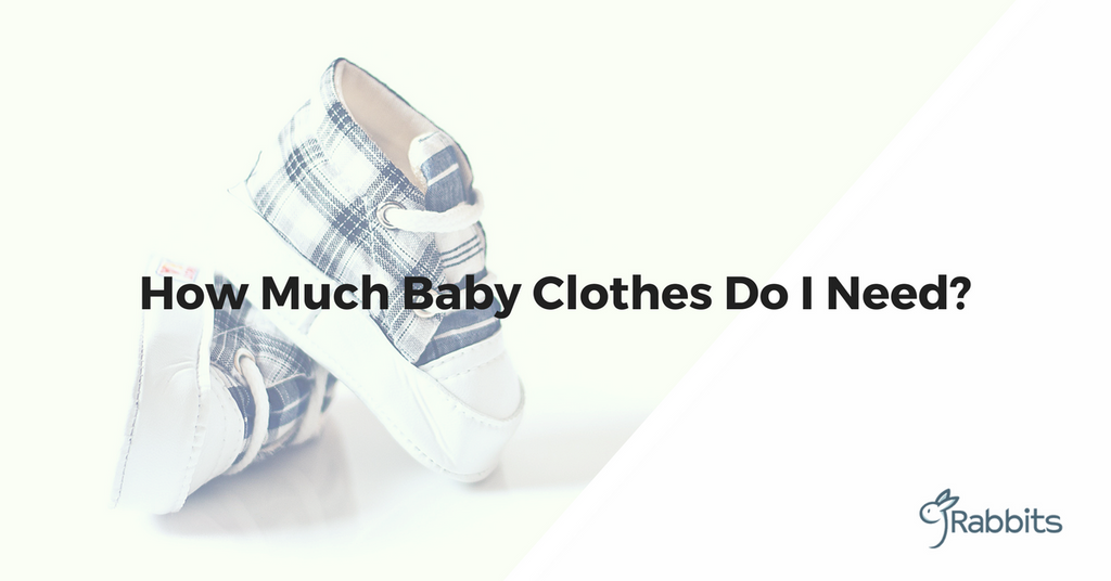 How Much Baby Clothes Do I Need?