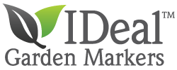IDeal Garden Markers Logo