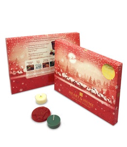 Heart & Home Selection Box Scented Soy Wax Gift Set