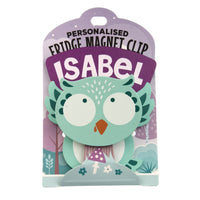 Fridge Magnet Clip Isabel
