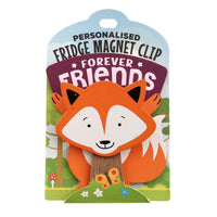 Fridge Magnet Clip Forever Friends