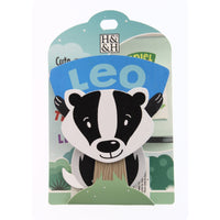 Fridge Magnet Clip Leo