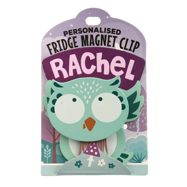 Fridge Magnet Clip Rachel
