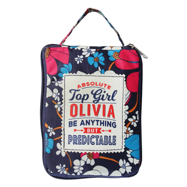 Top Lass Tote Bag Stylish & Strong  Olivia