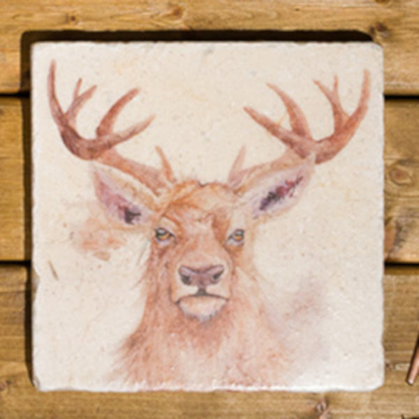HEADS UP - STAG MEDIUM PLATTER