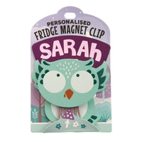 Fridge Magnet Clip Sarah