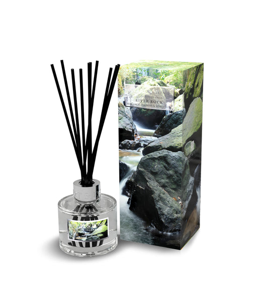 River Rock Fragranced Reed Diffuser from Heart & Home Scent With Love Collection