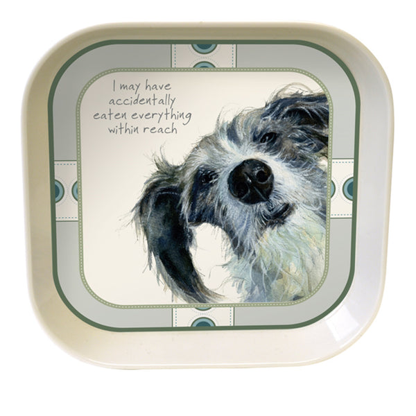 Lurcher Bamboo Trinket Tray – Accidentally