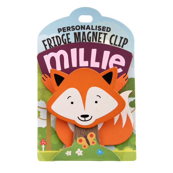 Fridge Magnet Clip Millie