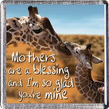 Sentiment Fridge Magnet - MAG-003 - Mothers are a blessing