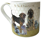 Biscuit Club China Gift Dog Mug – Never Short of Members