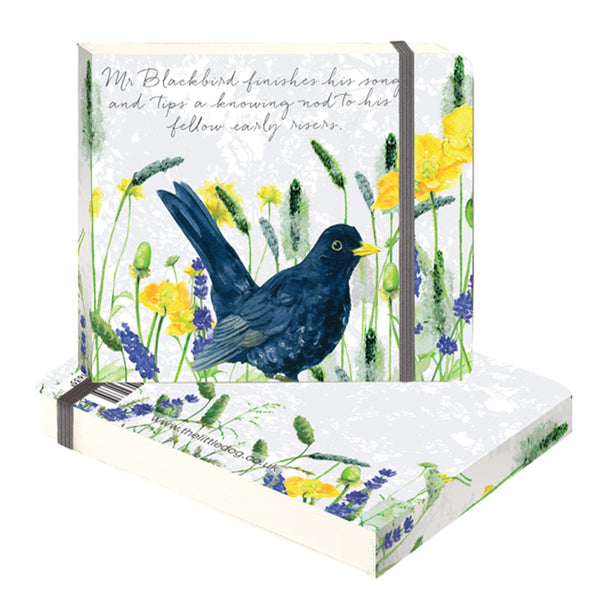 Blackbird Notebook