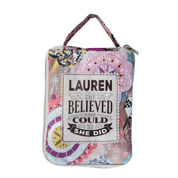 Top Lass Tote Bag Stylish & Strong  Lauren