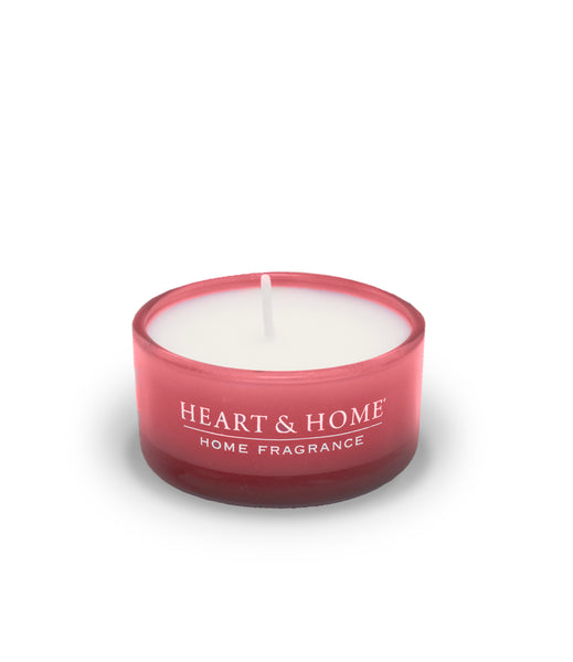 Heart & Home Pink Grapefruit & Cassis Scented Soy Wax Scent Cup