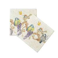 WISTERIA PARTY COASTER SET OF 4