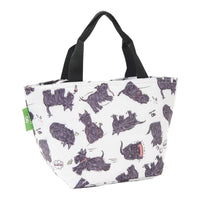 Lightweight Foldable Lunch Bag Scatty Scotty by Eco Chic
