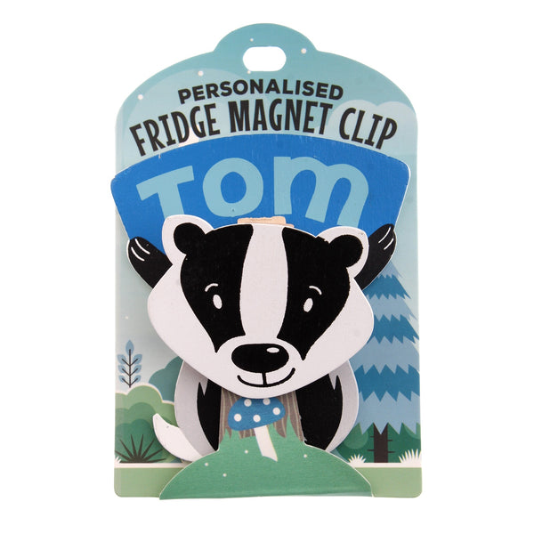 Fridge Magnet Clip Tom
