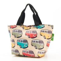 Expandable Cool Bag/Lunch Bag/Insulated Bag - Camper Van by ECO CHIC