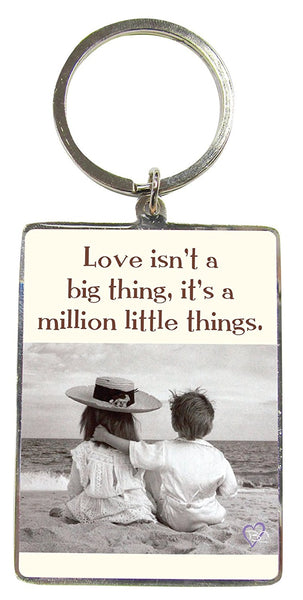 BETSY CAMERON 'LOVE ISN'T A BIG THING?' - Keyring