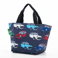 Expandable Cool Bag/Lunch Bag/Insulated Bag - Mini Car (Grey) by ECO CHIC