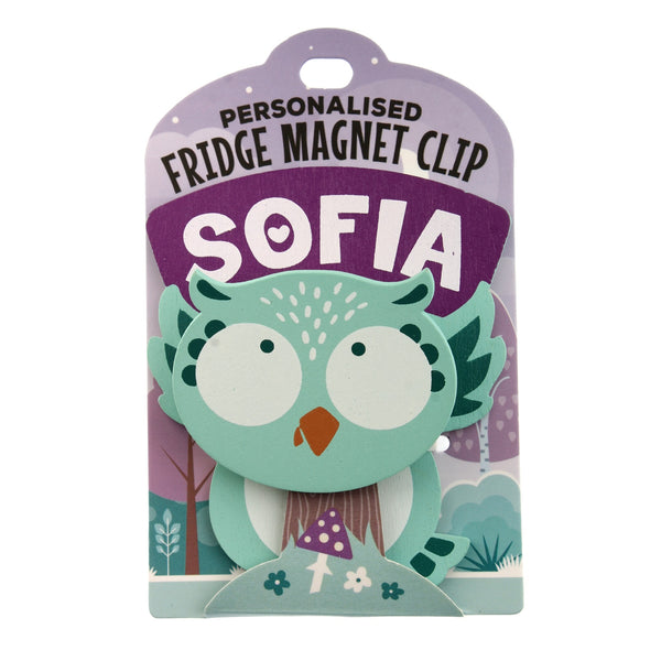 Fridge Magnet Clip Sofia