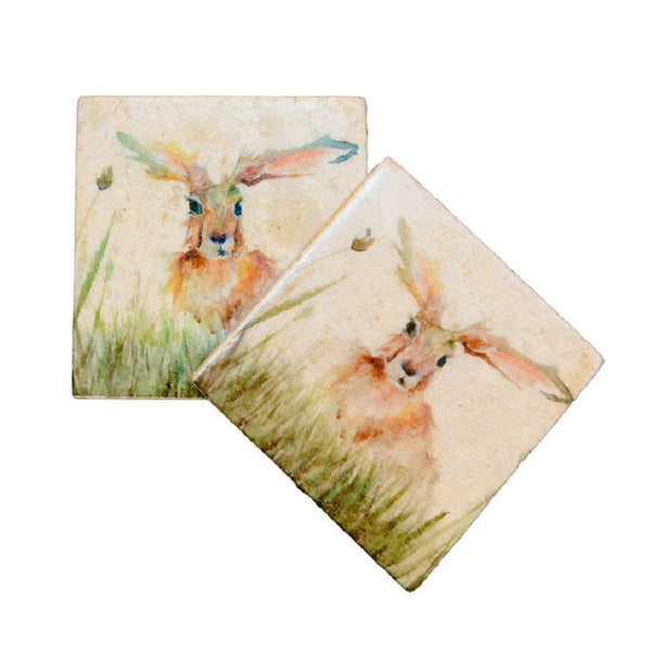 FAMILY A'HARE COASTER x 2