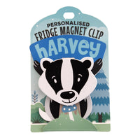 Fridge Magnet Clip Harvey