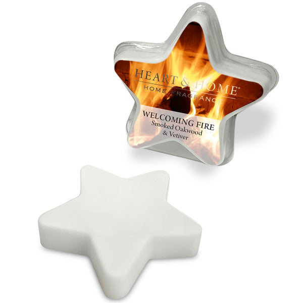 Welcoming Fire Scented Melts By Heart & Home