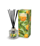 Basil, Lime & Mandarin Fragranced Reed Diffuser from Heart & Home Scent With Love Collection