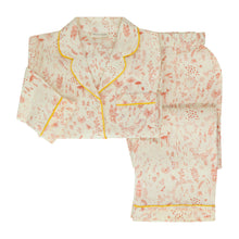 Enchanted Garden Pyjamas - 100% Linen