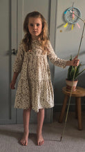 Enchanted Garden Nightdress  - 100% Linen