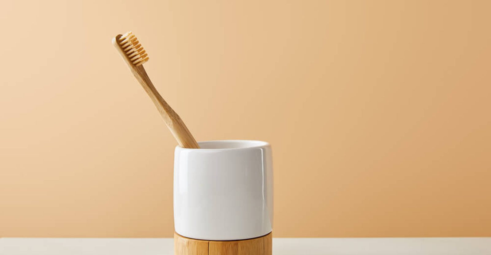 How To: Care For A Bamboo Toothbrush Properly
