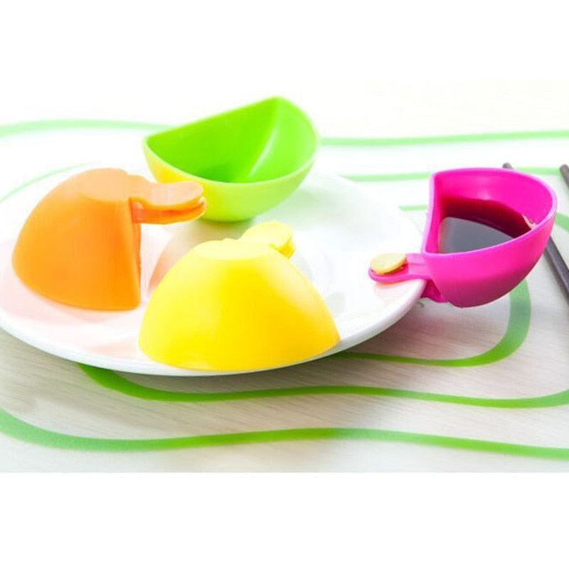 Clip-on Saucer (4pcs)