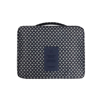 Oxford Travel Toiletry Bag