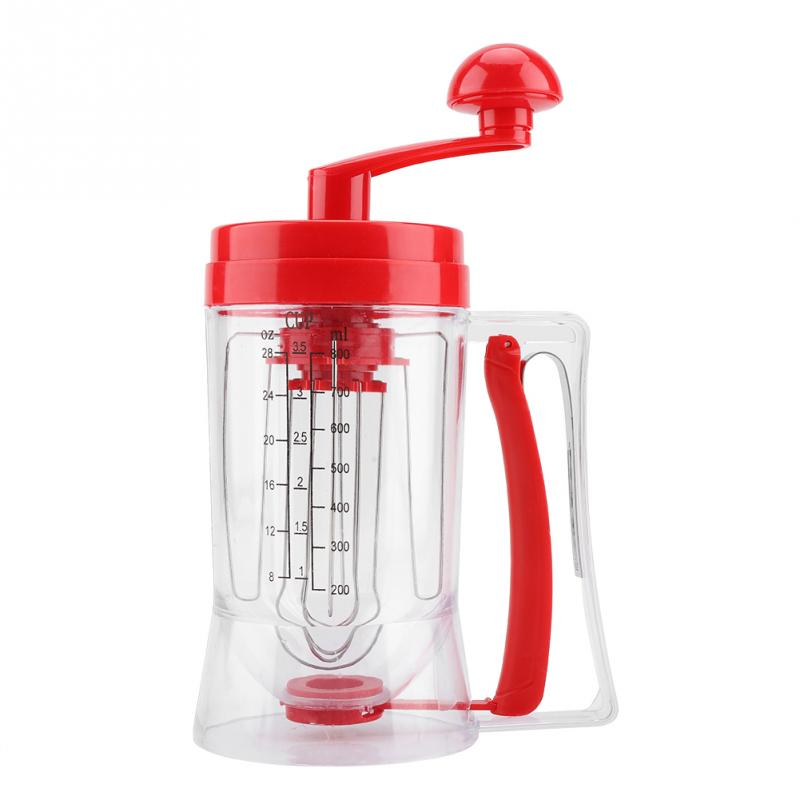 3-in-1 Manual Mixer Batter Dispenser