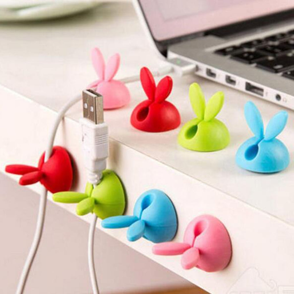 Rabbit Cable Holder (4 Pc)